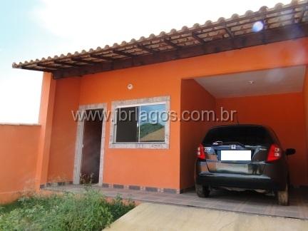 Casa linear independente de 1º locação, perto da Lagoa e Praia
