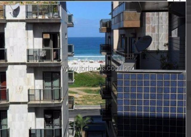 Ampla cobertura, frontal,  vista Mar, apenas 02 apartamentos por andar