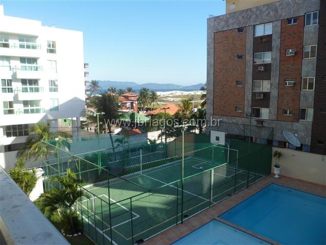Dois apartamentos unificados com vista mar a 150 m da praia do Forte