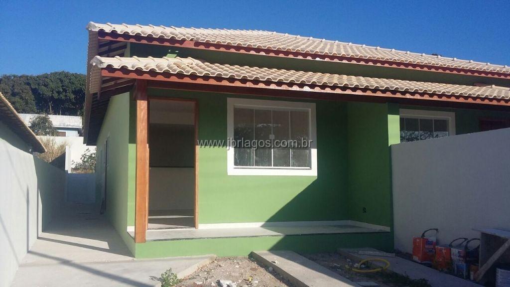 Casa independente de 1º locação a 5 minutos de Cabo Frio