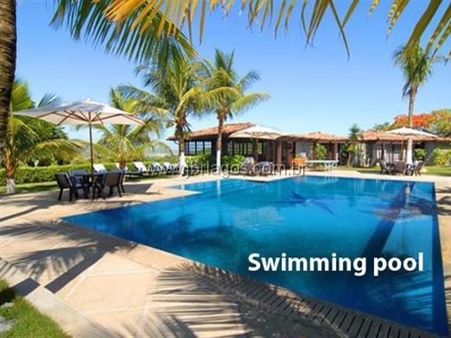 Luxuosa mansão cinematográfica de alto padrão com vista para Praia de Geribá e Manguinhos