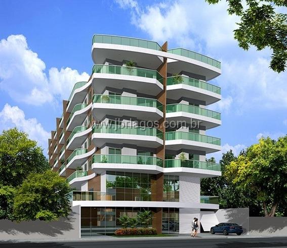 Lançamento pronto para morar, em luxuoso prédio no coração da cidade, ao lado da Praia do Forte e amplo comércio
