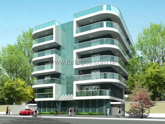 Lançamento de luxuosos apartamentos em prédio c/16 unidades, infraestrutura, perto da Praia e comércio