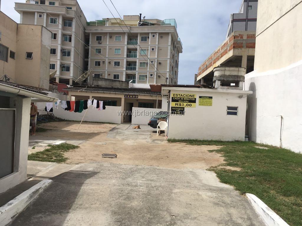 Terreno no coração de Cabo Frio, 15 x 36, perfeito para construtora, estacionamento, perto de variado comércio e Praia