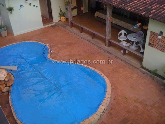 Ótima casa ampla e independente, porteira fechada, área de lazer, apenas 300 m e com vista da Lagoa