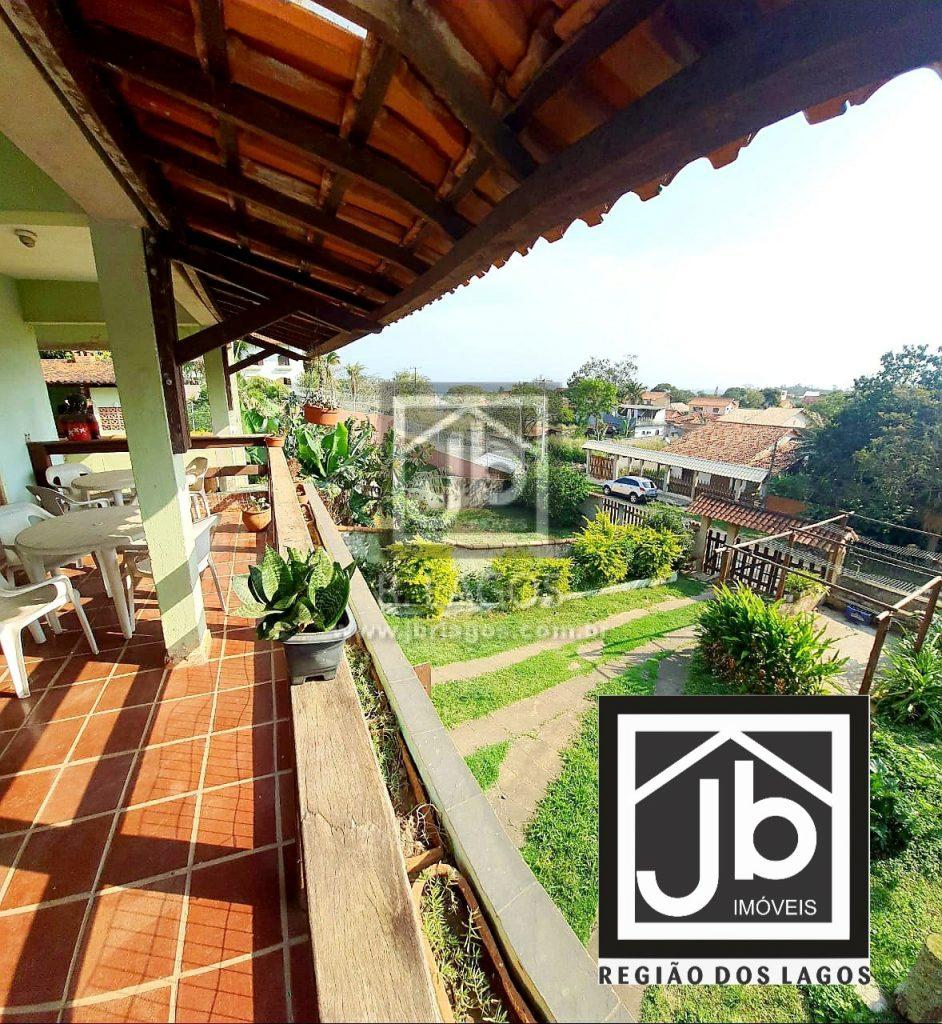 Casa independente, 720m², porteira fechada, 300m da Praia Linda