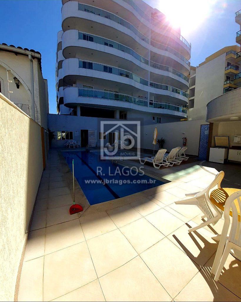 Cobertura frontal, 1º locação, 300 m², no coração de Cabo Frio