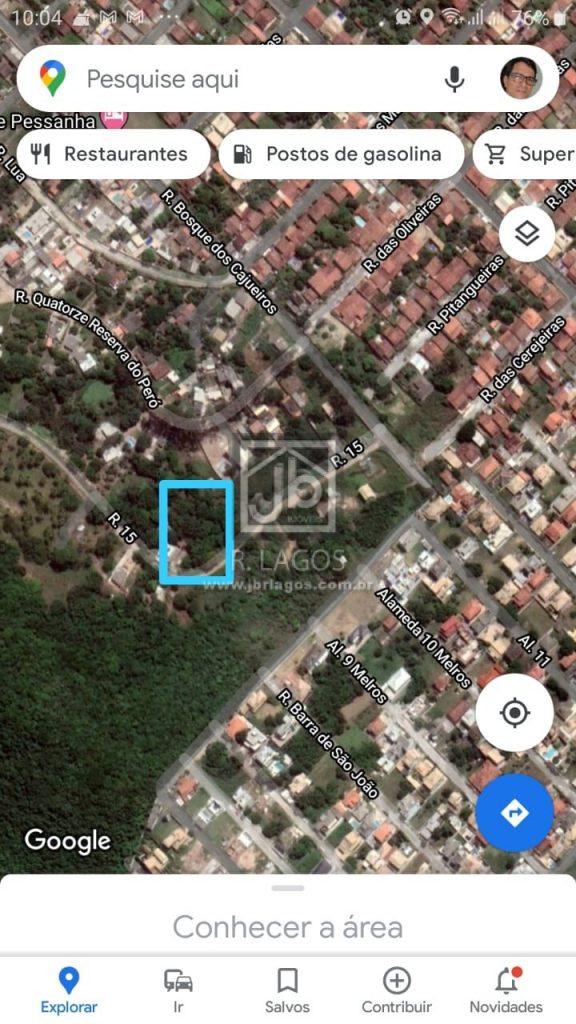 Dois lotes de terreno com total de 1712 m², pelo preço de um!