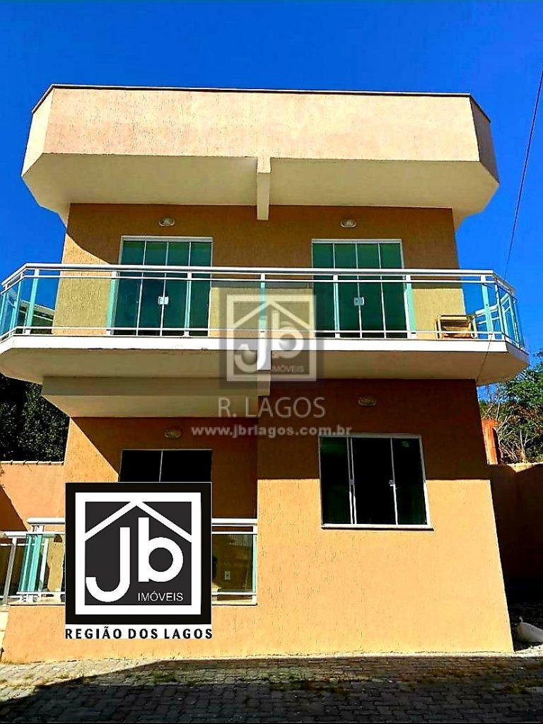 Casa independente de primeira locação, a 5 minutos da linda Praia Dunas do Peró